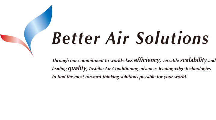 Toshiba Carrier Global Air Conditioner For Residential Commercial