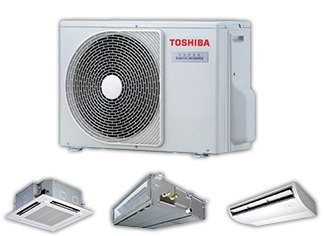 Toshiba Carrier Global | Air conditioner for residential, commercial