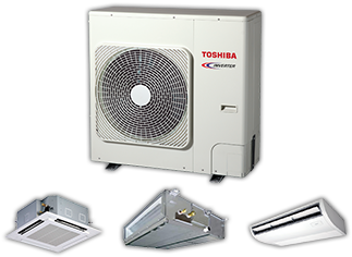 Toshiba Carrier Global | Air conditioner for residential